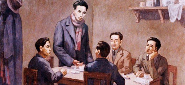 Ngày thành lập Đảng cộng sản Việt Nam là khi nào?