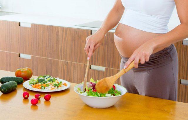 Gợi ý mẹ bầu nên ăn gì cho thai nhi tăng cân tốt nhất