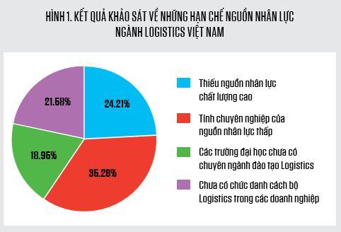 Thực trạng logistics Việt Nam hiện nay