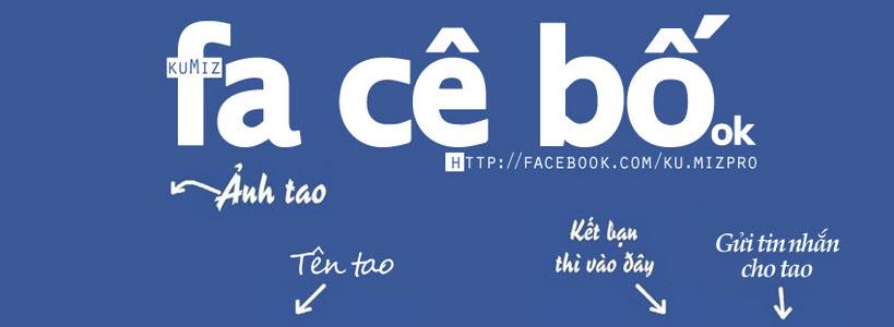 Cập Nhật Cho Facebook Những Ảnh Bìa Dân Chơi Bá Đạo Nhất