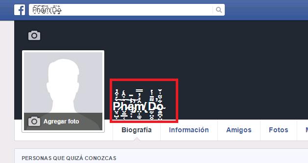 cách đổi tên kí tự đặc biệt facebook mới nhất 7