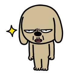 icon facebook chế chó nâu phần 54