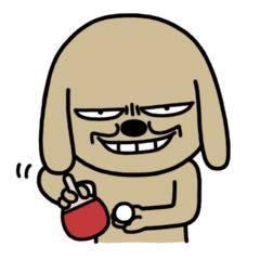 icon facebook chế chó nâu phần 45