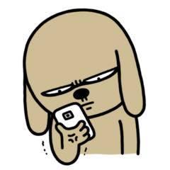 icon facebook chế chó nâu phần 32