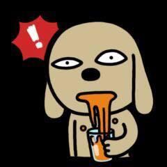 icon facebook chế chó nâu phần 10