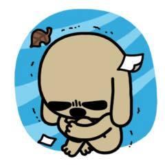 icon facebook chế chó nâu phần 7