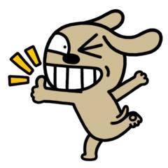 icon facebook chế chó nâu phần 4