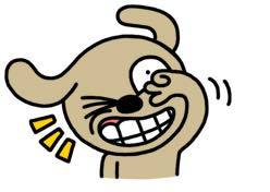 icon facebook chế chó nâu phần 1