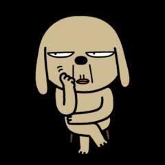 icon facebook chế chó nâu phần 60