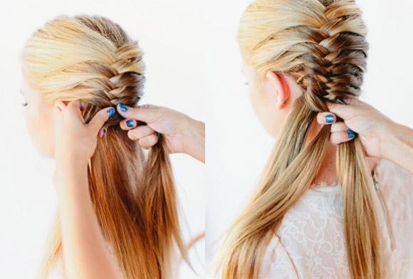 kiểu têt tóc đẹp đơn giản