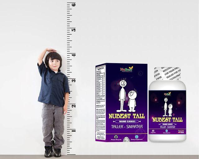 Nubest Tall là gì? Uống nubest tall có hiệu quả không?