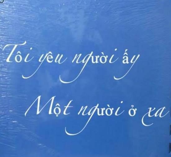 Stt nhớ người yêu ở xa đọc là khóc