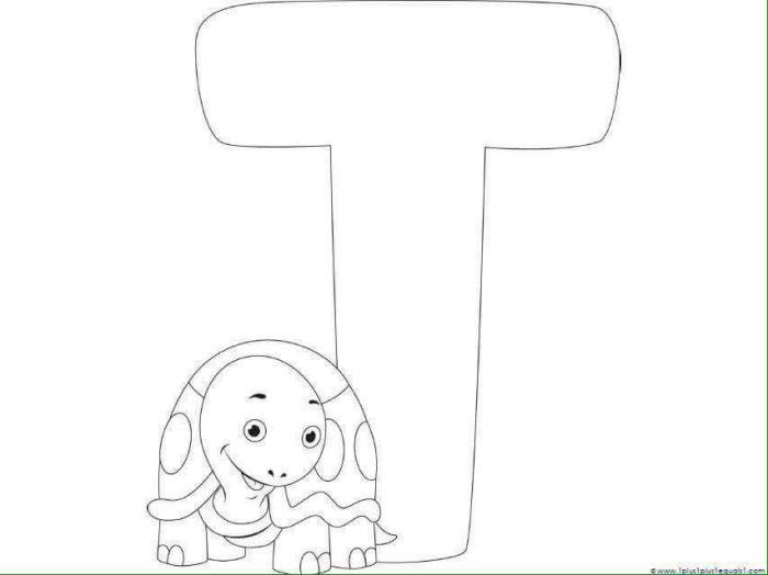 Tranh tô màu chữ cái tiếng việt cho bé phần 6
