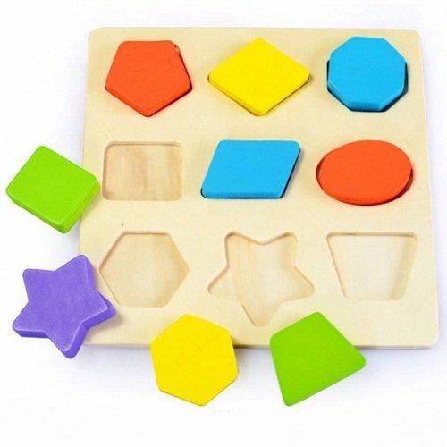 Trò chơi phân biệt hình khối