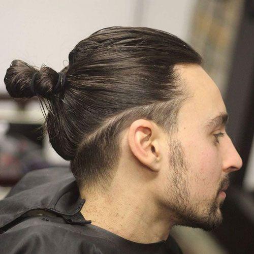 Kiểu tóc nam Undercut Long Flowing