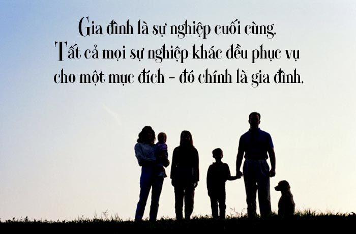 Tổng hợp những stt hay về cuộc sống gia đình hạnh phúc, ý nghĩa nhất