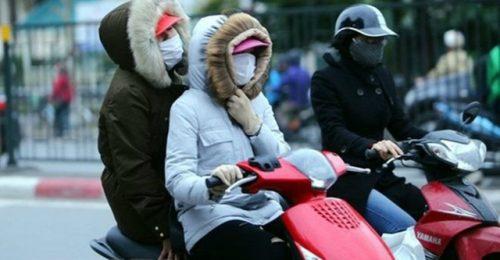 [HOT] Không khí lạnh tăng cường, miền Bắc rét đậm rét hại trong ngày sát Tết