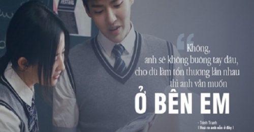 Top Stt ngôn tình dễ thương đạt triệu Like Facebook