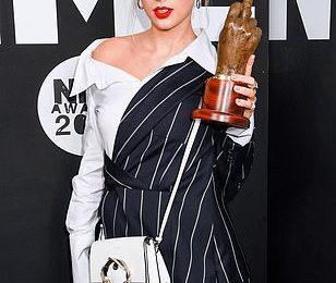 Taylor Swift nhận giải thưởng tại NME Awards 2020