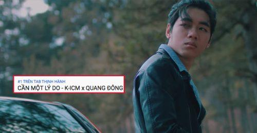 MV K-ICM nhận dislike kỷ lục và nghịch lý của top trending