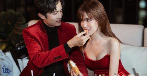 Cặp đôi Sĩ Thanh – Huỳnh Phương chia sẻ câu chuyện tình yêu ngọt ngào của mình nhân dịp valentine
