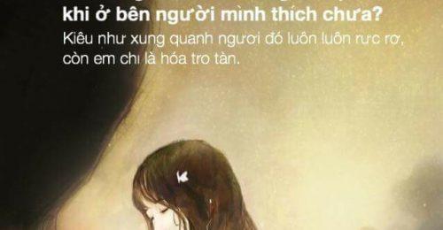[TOP 101] Stt thất vọng về một người đẫm nước mắt xót xa