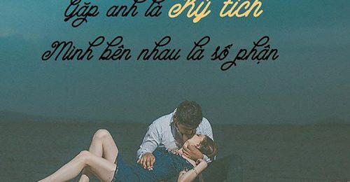 Tuyển chọn [1001+] Stt tình yêu ngắn gọn, giàu cảm xúc nhất hiện nay